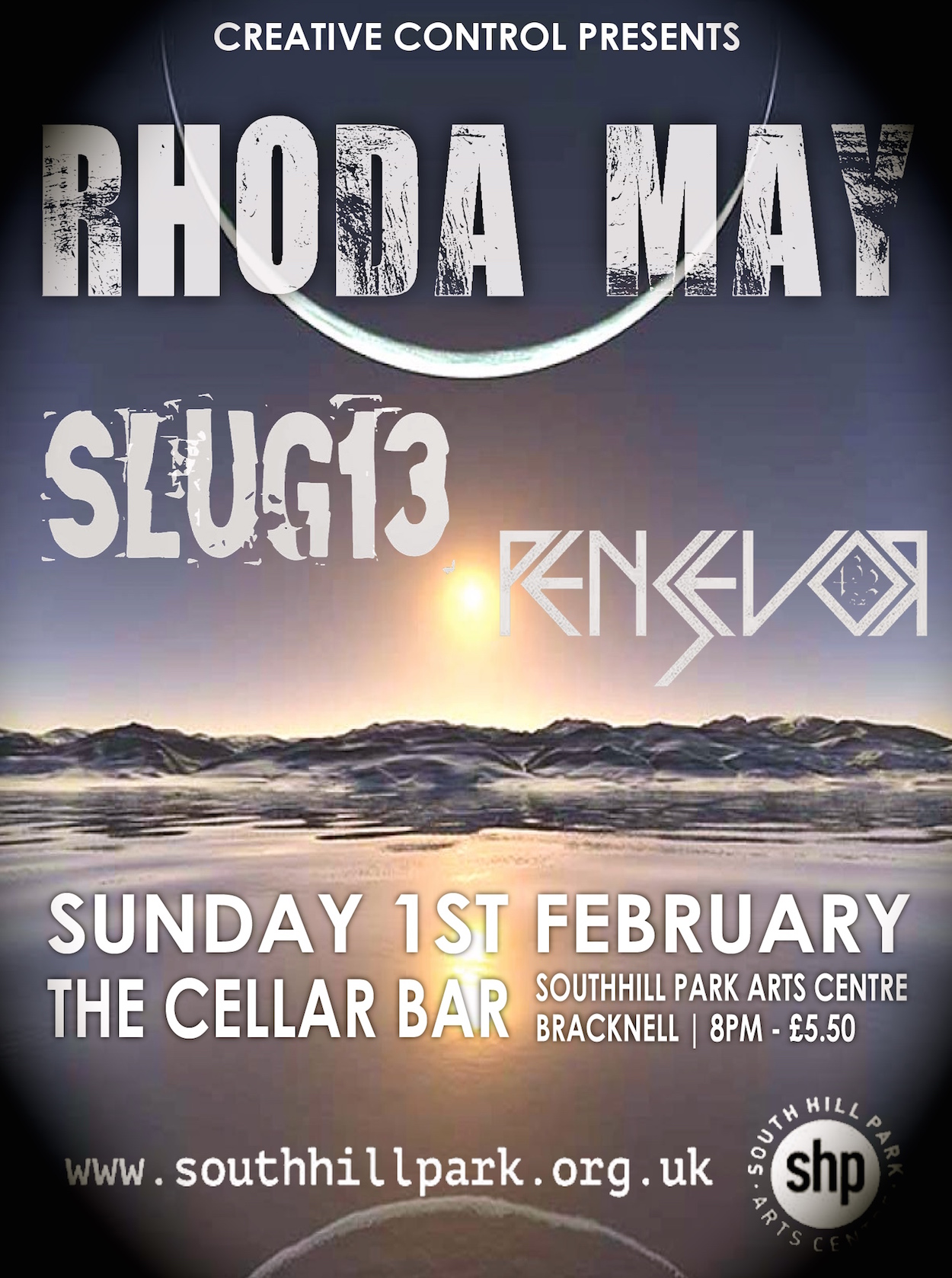 Rhoda May Cellar Bar Feb 2015