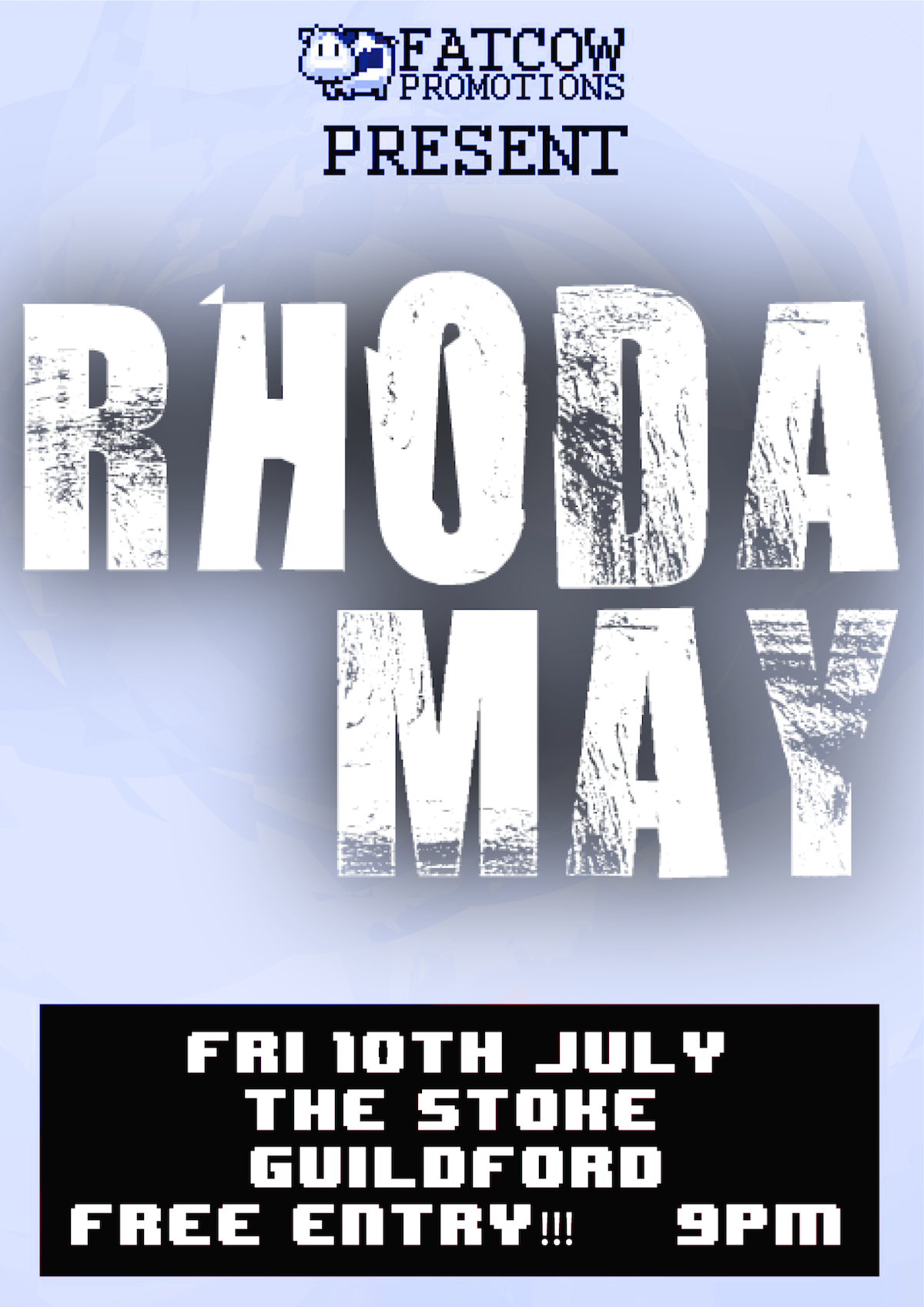 Rhoda May - Free Show @ The Stoke, Guildford